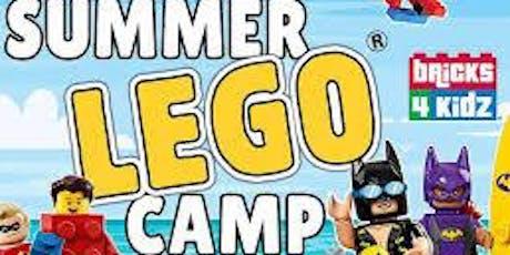 LEGO ART CAMP tickets