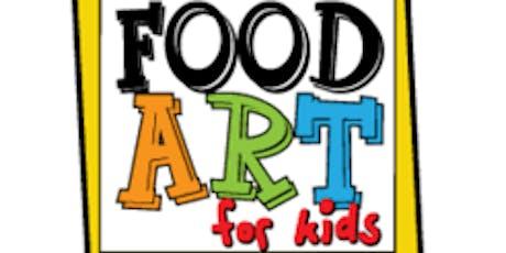 SUMMER ART CAMP-FANTASTIC FOOD tickets