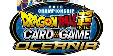 Dragon Ball Super Card Game - Oceania Area Championships - Melbourne, VIC tickets
