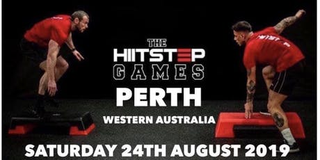 THE PERTH HIITSTEP GAMES tickets