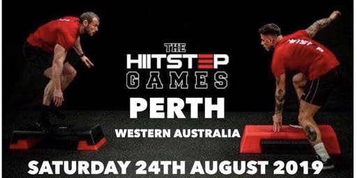 THE PERTH HIITSTEP GAMES