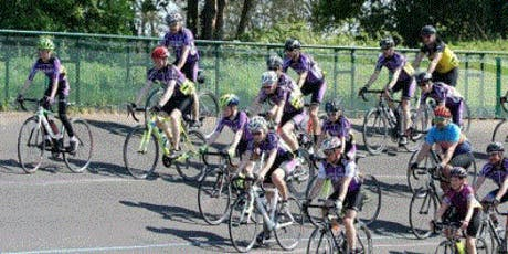 Halesowen Cycling Club Open Day - bring your bike for a taster on the track tickets