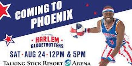 Harlem Globetrotters pregame Performance!!! tickets
