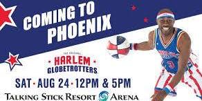 Harlem Globetrotters pregame Performance!!!