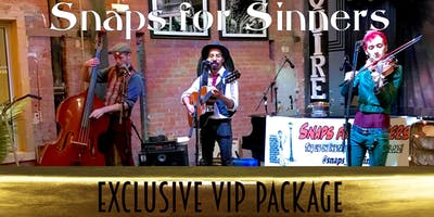 Exclusive VIP Package for Snaps for Sinners