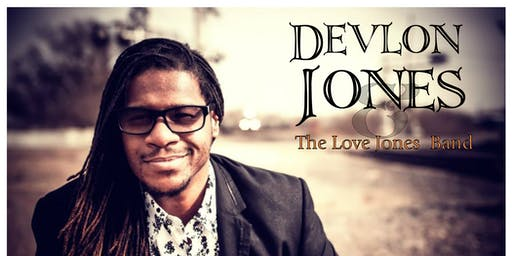 Devlon Jones & The Love Jones Band at The Esquire Jazz Club