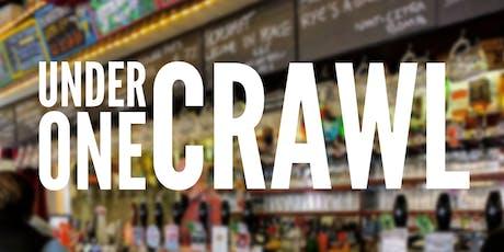 Under One Crawl  tickets