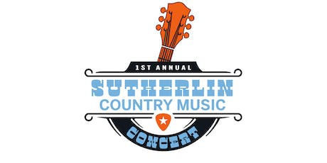 1st Annual Sutherlin Country Concert tickets
