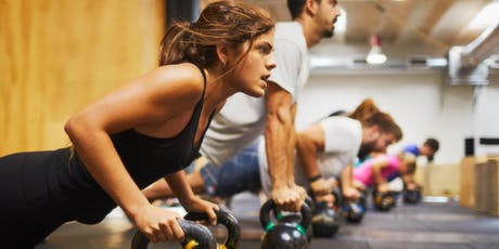 CrossFit Workout Session tickets