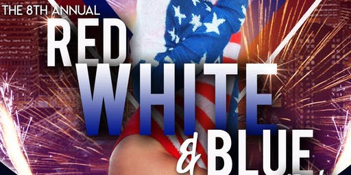 Red White And Blue Bash 2019