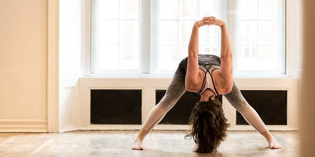 Vinyasa Flow Yoga Class tickets