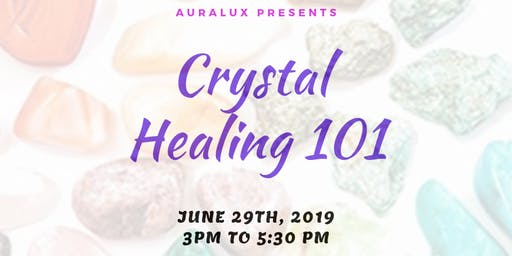 Crystal Healing Workshop at the Fiesta of Gems