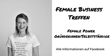 Female Business Treffen - Berlin Tickets