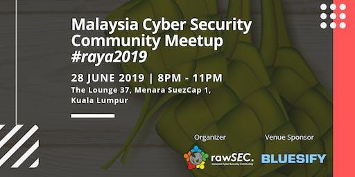 rawSEC Meetup #raya2019