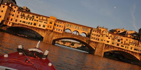 Tramonto con i Renaioli sull'Arno  biglietti