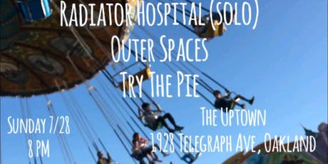 Radiator Hospital (solo), Outer Spaces, Try The Pie tickets