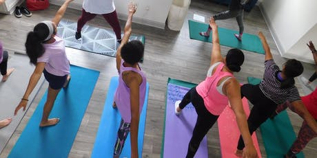 Sunday Wind Down Yoga at 520 Spain - July tickets