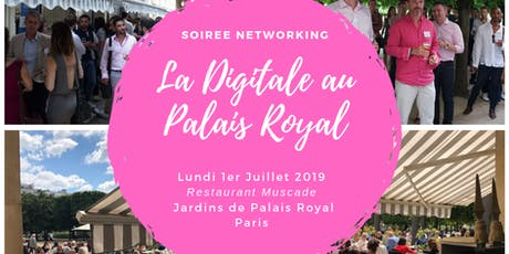 La Digitale au Palais Royal - 2ème édition billets