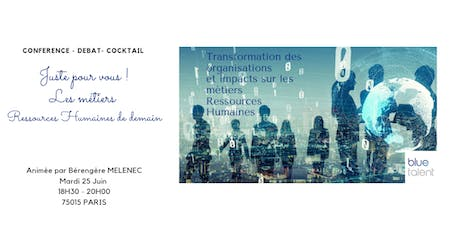 Ressources Humaines 4.0 billets