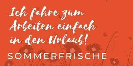 Sommerfrische Tickets