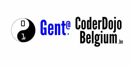 CoderDojo Gent - September 2019 billets