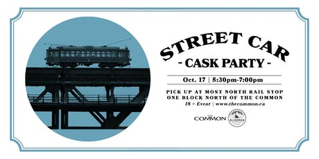 Blindman Brewing Street Car Cask Event tickets