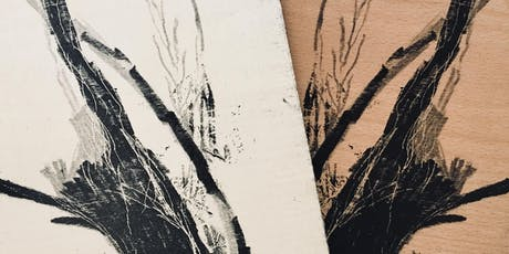 Mokulito (Wood Lithography) Two Day Master Class tickets