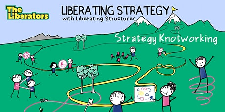 Liberate Strategy with Strategy Knotworking bilhetes