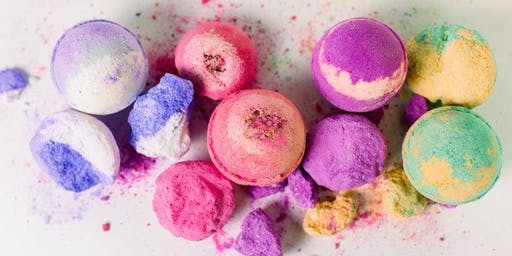 Bath Bomb make and take class- for kids!