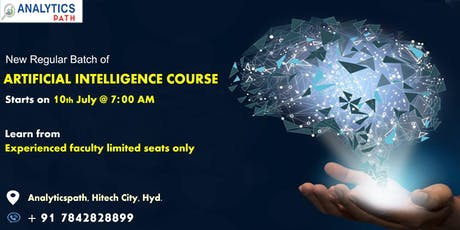 Enroll For New Regular Batch On Artificial Intelligence By Analytics Path  tickets