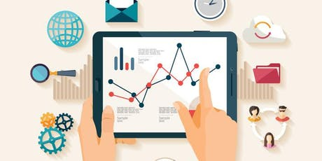 Free Digital Training - Data Visualisation - How to present data tickets