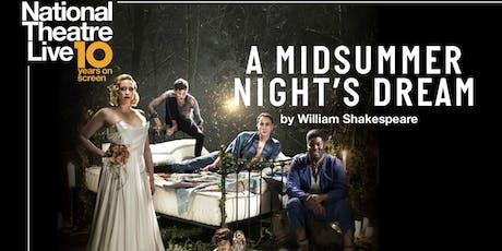 NT Live | A Midsummers Night Dream tickets