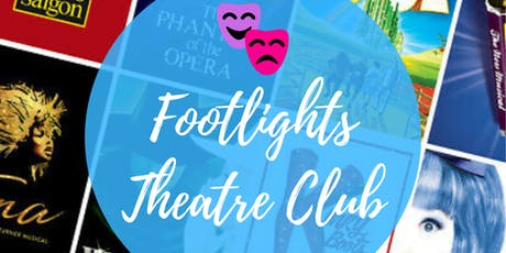 Footlights Theatre Club First Meeting! tickets