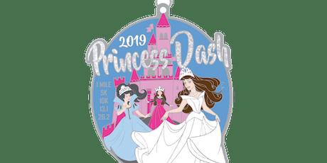2019 Princess Dash 1 Mile, 5K, 10K, 13.1, 26.2 - Wichita tickets