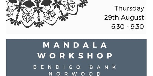 Mandala Workshop with Cathy Gray
