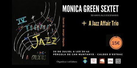 IV Trobada de Jazz Caldes d'Estrac entradas