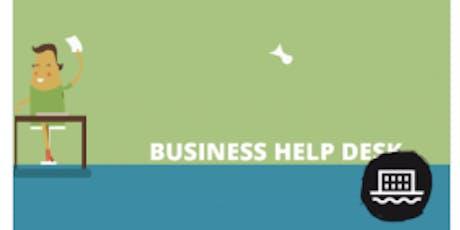 Business Help Desk - Business Model, Monetization and Lean Start-Up tickets