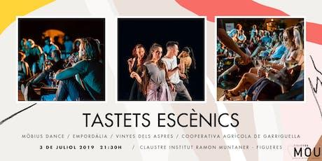 Tastets Escènics amb Möbius Dance entradas