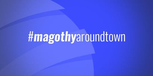 #magothyaroundtown Birthday Bash!