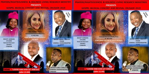 Gospel Musical Concert and Revival Crusade