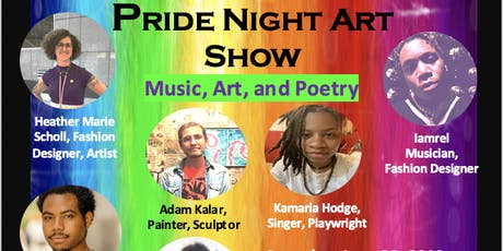 Pride Night Art Show at House of Mark West Gallery tickets