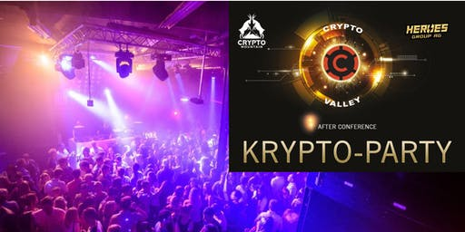 After Conference KRYPTO-PARTY