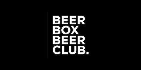 Beer Box Beer Club tickets