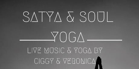 Satya and Soul Yoga tickets