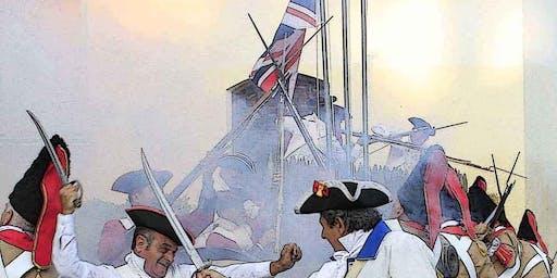 Vive la Batalla de la Independencia de America (Macharaviaya)