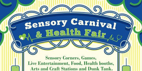 Sensory Carnival Vendor Registration tickets