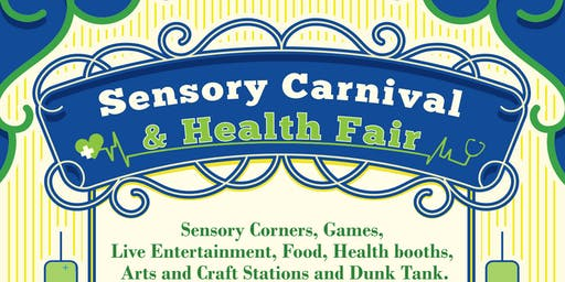Sensory Carnival Vendor Registration