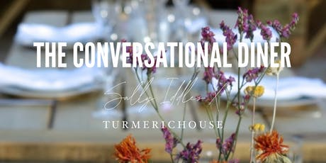 The Conversational Diner-  Cal-ital tickets