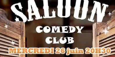 Saloon Comedy Club