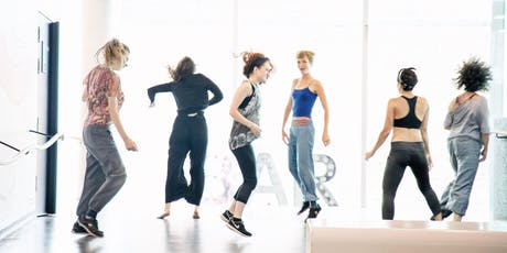 Womxn In Motion - movement course tickets